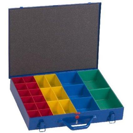 Alutec Kleinteilekoffer aus Metall