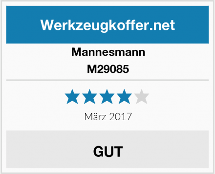 Mannesmann M29085 Test