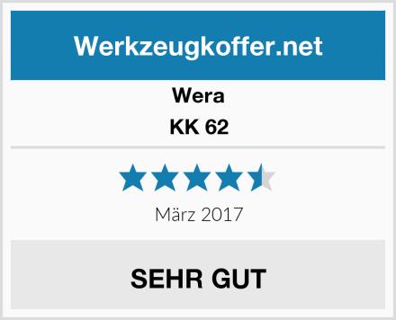 Wera KK 62 Test