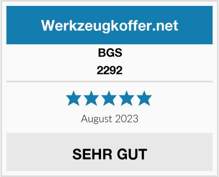 BGS 2292 Test
