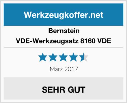 Bernstein VDE-Werkzeugsatz 8160 VDE Test