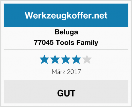 Beluga 77045 Tools Family Test