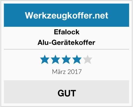 Efalock Alu-Gerätekoffer Test
