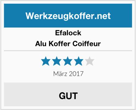 Efalock Alu Koffer Coiffeur Test
