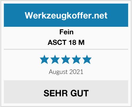 Fein ASCT 18 M Test