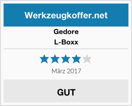 Gedore L-Boxx Test