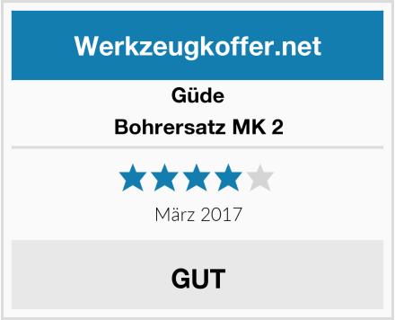 Güde Bohrersatz MK 2 Test