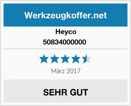 Heyco 50834000000  Test