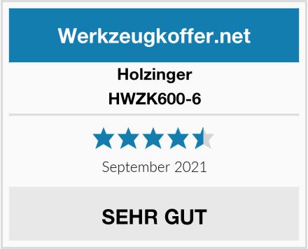 Holzinger HWZK600-6 Test