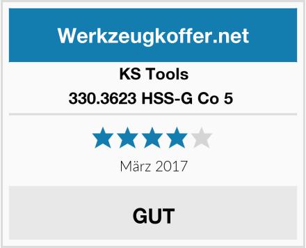 KS Tools 330.3623 HSS-G Co 5  Test