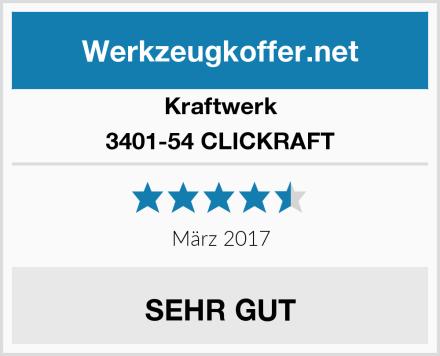 Kraftwerk 3401-54 CLICKRAFT Test