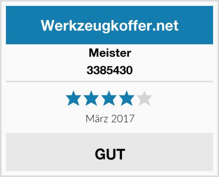 Meister 3385430 Test