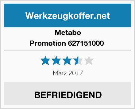 Metabo Promotion 627151000  Test