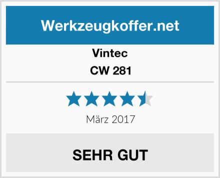 Vintec CW 281 Test