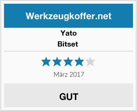Yato Bitset  Test