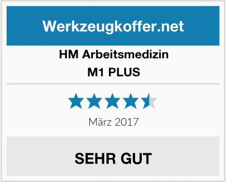 HM Arbeitsmedizin M1 PLUS Test
