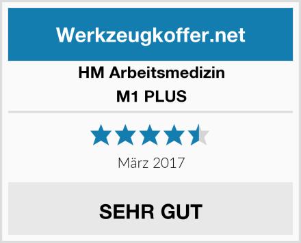 HM Arbeitsmedizin M1 PLUS Test