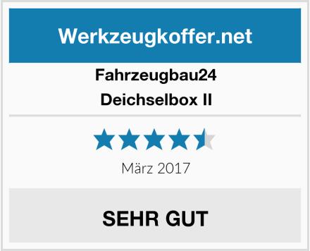 Fahrzeugbau24 Deichselbox II Test