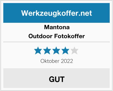 Mantona Outdoor Fotokoffer Test