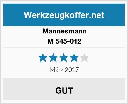Mannesmann M 545-012 Test
