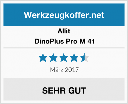 Allit DinoPlus Pro M 41 Test