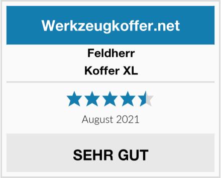 Feldherr Koffer XL Test