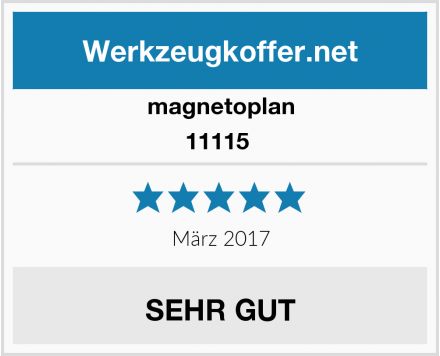 magnetoplan 11115  Test