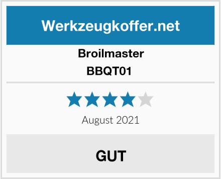 Broilmaster BBQT01  Test