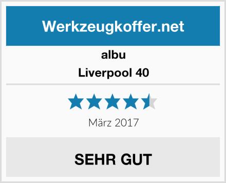 albu Liverpool 40 Test