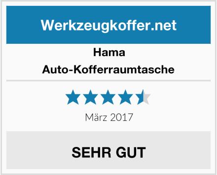 Hama Auto-Kofferraumtasche Test