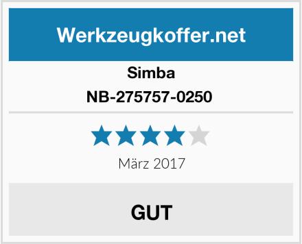 Simba NB-275757-0250  Test