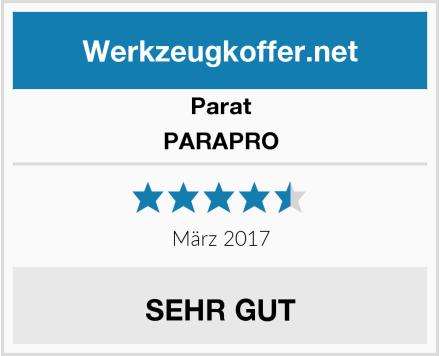 Parat PARAPRO Test