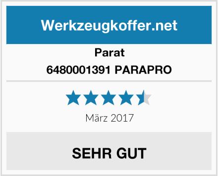 Parat 6480001391 PARAPRO Test