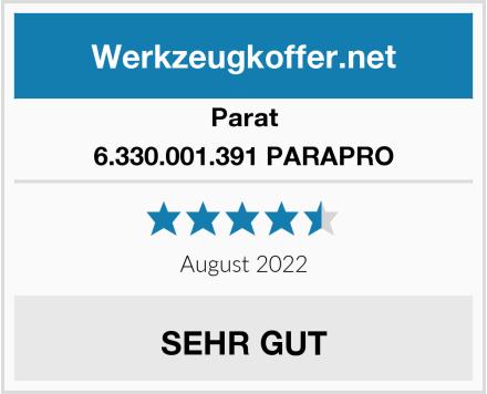 Parat 6.330.001.391 PARAPRO Test