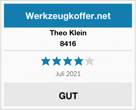 Theo Klein 8416  Test
