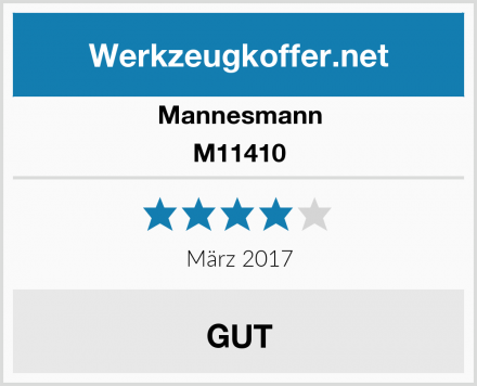 Mannesmann M11410 Test