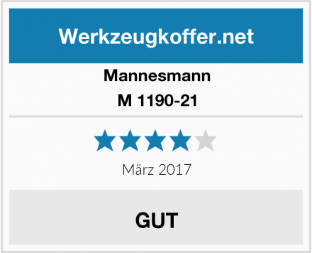 Mannesmann M 1190-21 Test