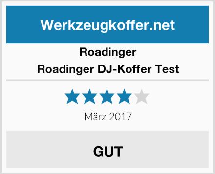 Roadinger Roadinger DJ-Koffer Test Test