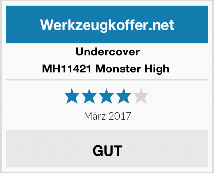 Undercover MH11421 Monster High  Test