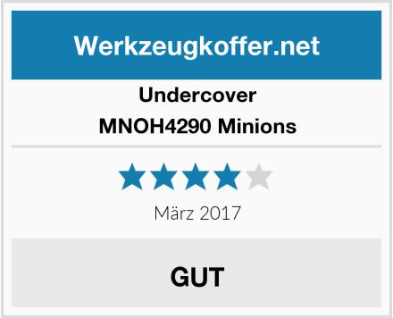 Undercover MNOH4290 Minions Test