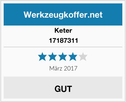Keter 17187311 Test