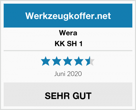 Wera KK SH 1 Test