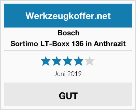 Bosch Sortimo LT-Boxx 136 in Anthrazit Test