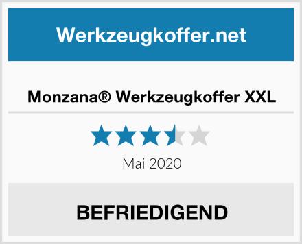 Monzana® Werkzeugkoffer XXL Test
