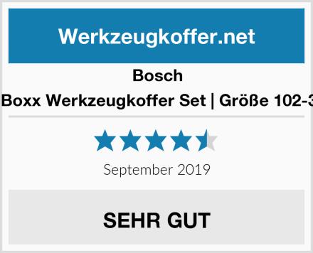 Bosch Sortimo L-Boxx Werkzeugkoffer Set | Größe 102-374 in Grün Test