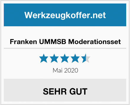 No Name Franken UMMSB Moderationsset Test