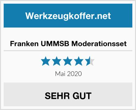 Franken UMMSB Moderationsset Test