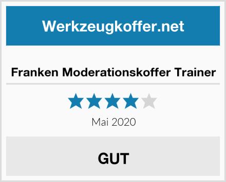 Franken Moderationskoffer Trainer Test
