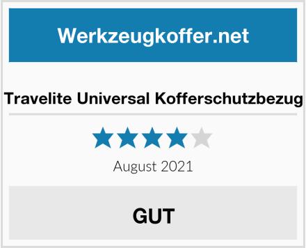 Travelite Universal Kofferschutzbezug Test