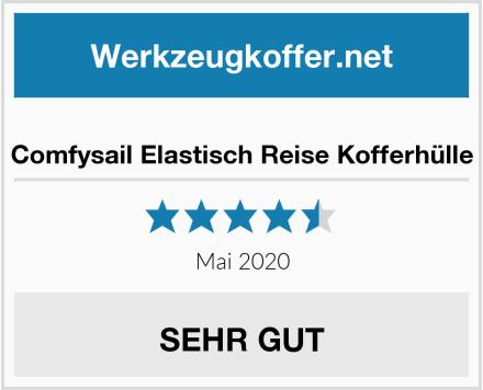 No Name Comfysail Elastisch Reise Kofferhülle Test